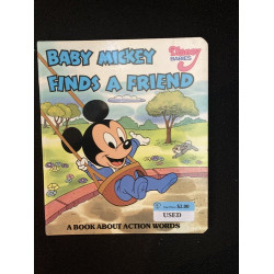 Baby Mickey Finds a Friend